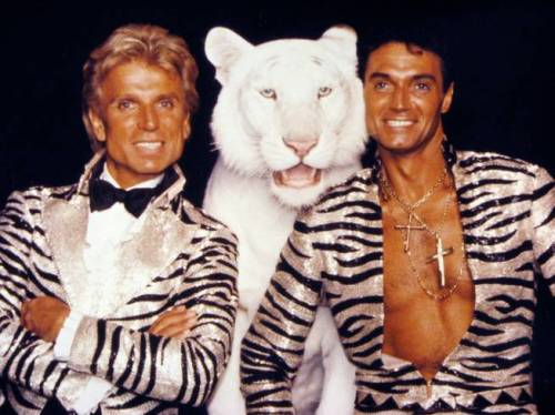 Siegfried Fischbacher & Roy Horn